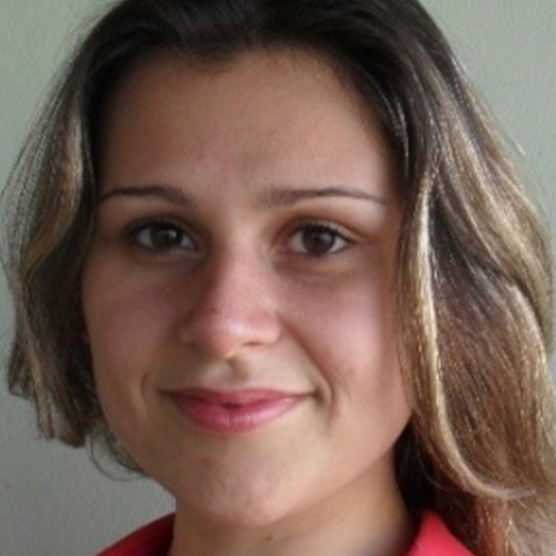 Image of researcher Bruna Nastaro